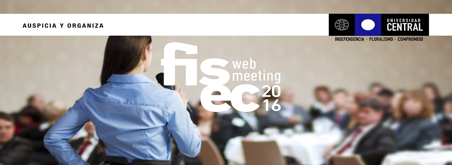 Reserva tu acceso al Web Meeting 2016.